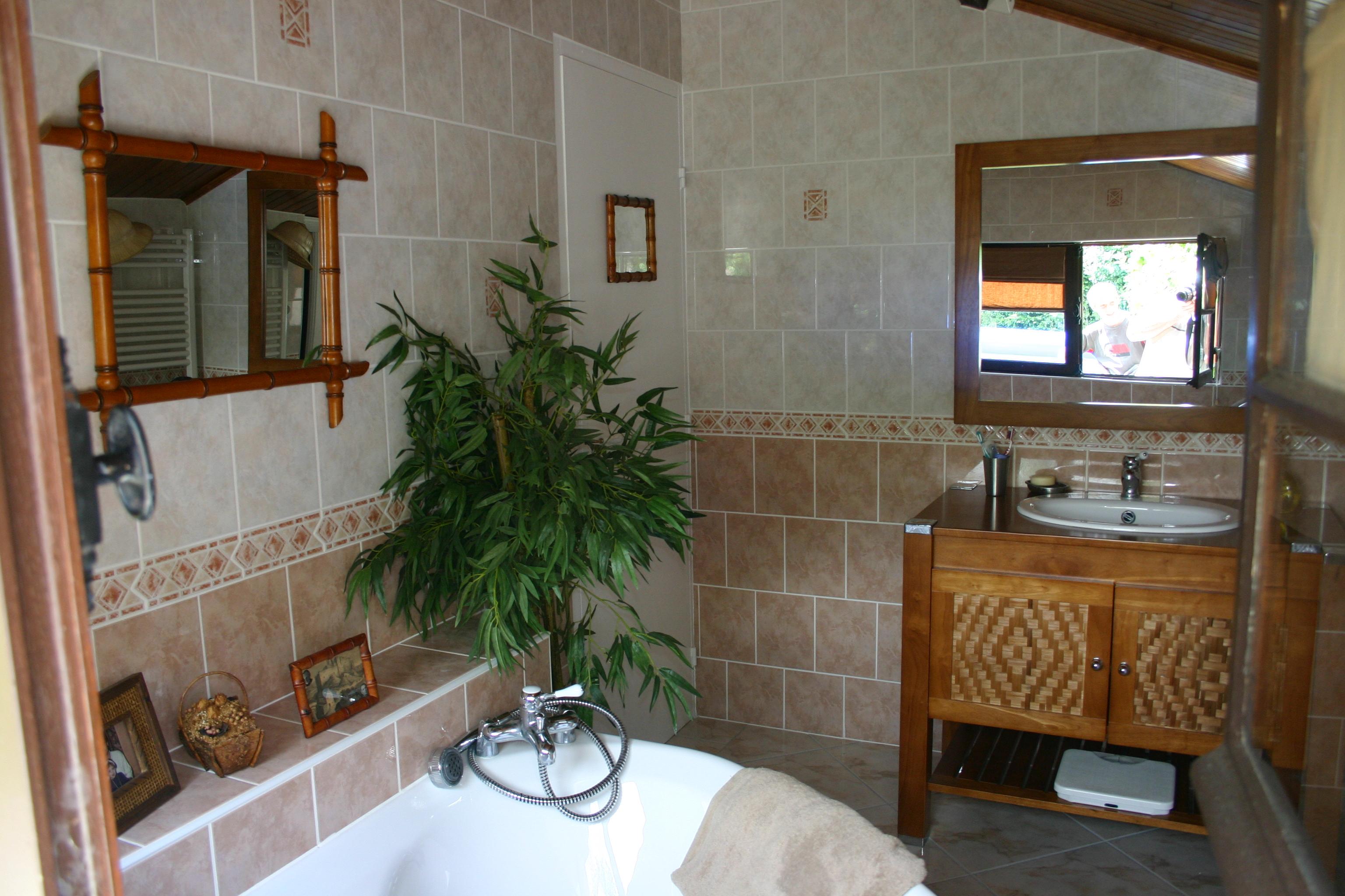 Salle De Bain Isolation ~ r alisation d une salle de bain nos r alisations en carrelage et